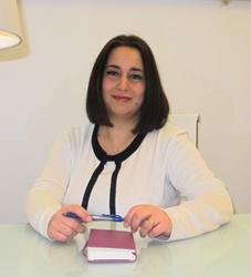 Cecilia Stella, Neuropsicologa Perugia